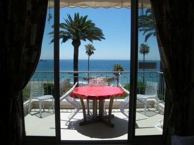 vista da varanda Locação Apartamentos 113326 Cannes
