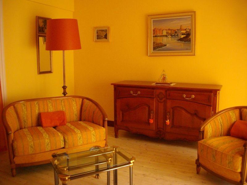 Sala de estar Locação Apartamentos 113335 Saint Jean de Luz