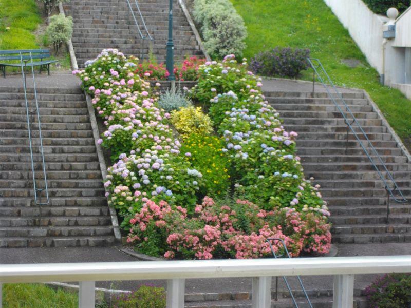 Vista do terraço Locação Apartamentos 113335 Saint Jean de Luz