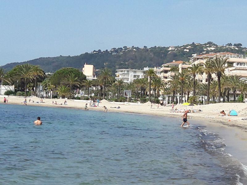 Praia Locação Apartamentos 114308 Juan les Pins