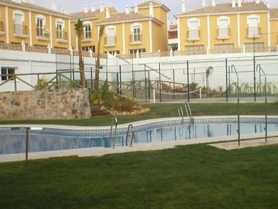 Vista desde do alojamento Loca��o Vivenda 63497 Islantilla
