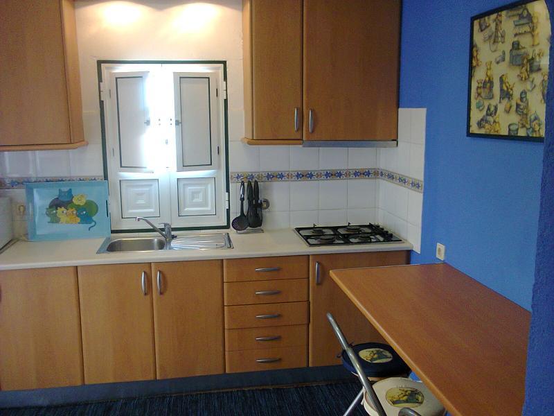 Cozinha independente Locação Casa 70393