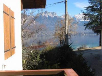 vista da varanda Loca��o Apartamentos 74429 Annecy