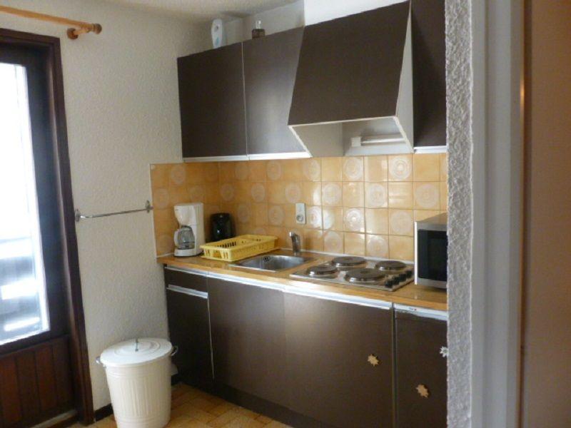 Canto cozinha Locação Apartamentos 74513 Thollon Les Mémises