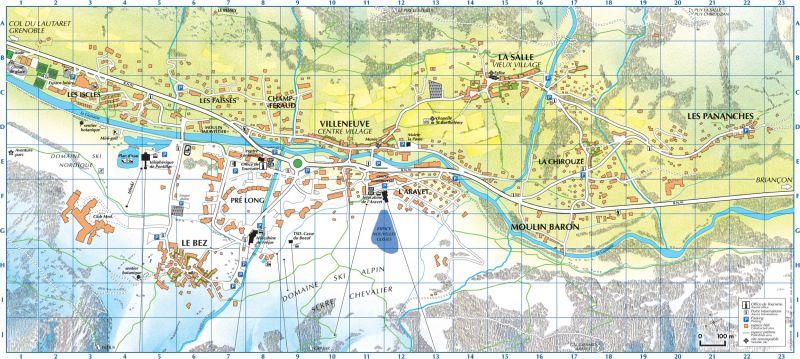 Locação Estúdio 74661 Serre Chevalier