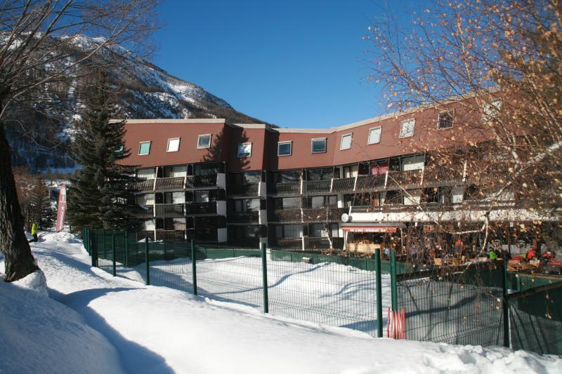 Vista exterior do alojamento Locação Estúdio 74661 Serre Chevalier