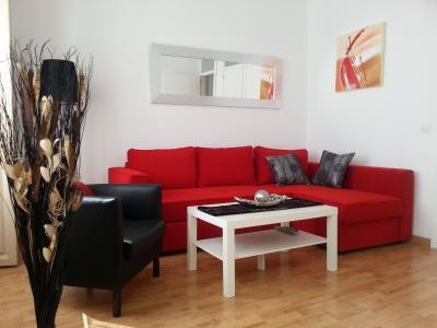 Sala de estar Loca��o Apartamentos 80527 M�laga