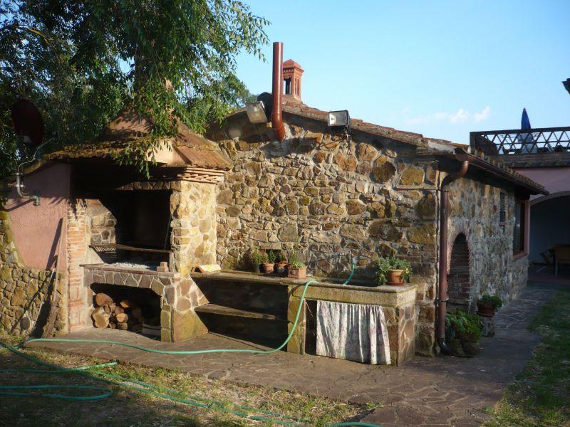Cozinha de verão Locação Casa de turismo rural/Casa de campo 80832 Gavorrano