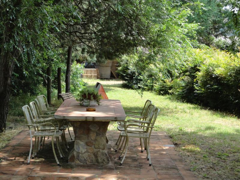 Jardim Locação Casa de turismo rural/Casa de campo 80832 Gavorrano
