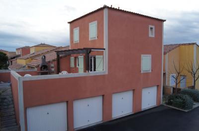 Vista exterior do alojamento Loca��o Vivenda 81296 Narbonne praia