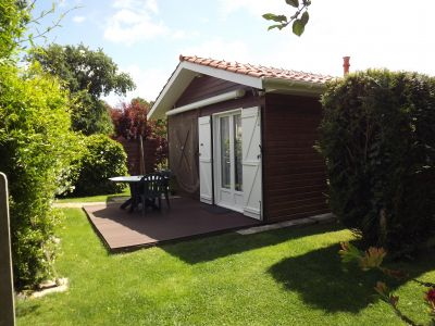 Entrada Locação Casa de turismo rural/Casa de campo 81528 Andernos les Bains