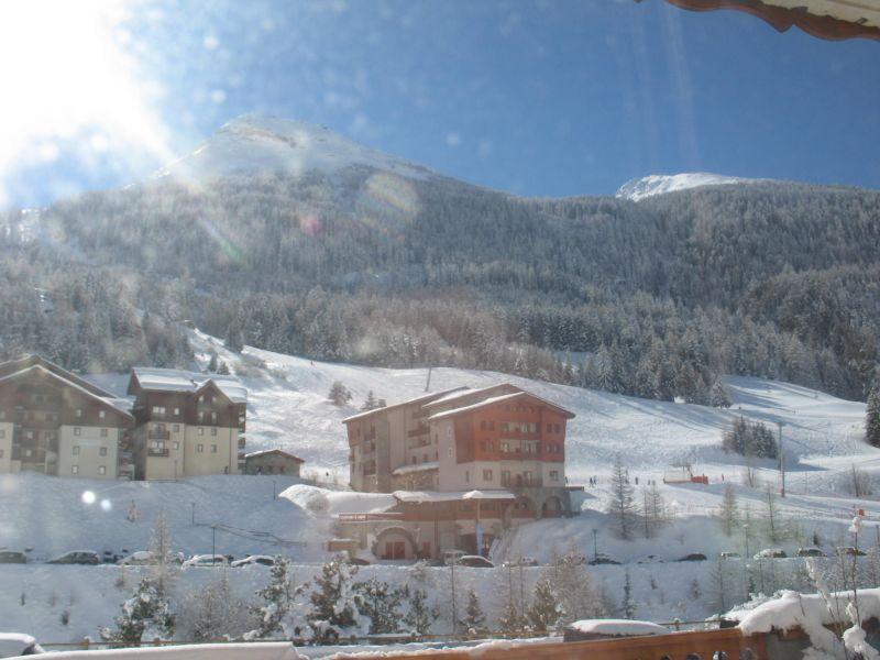 Vista dos arredores Locação Apartamentos 92268 Val Cenis