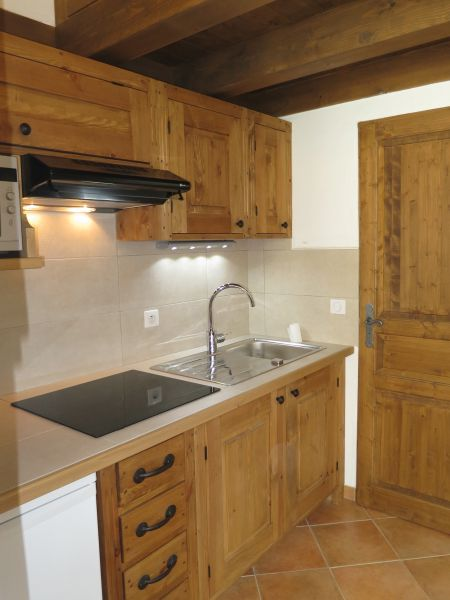 Canto cozinha Locação Apartamentos 93265 Pralognan la Vanoise