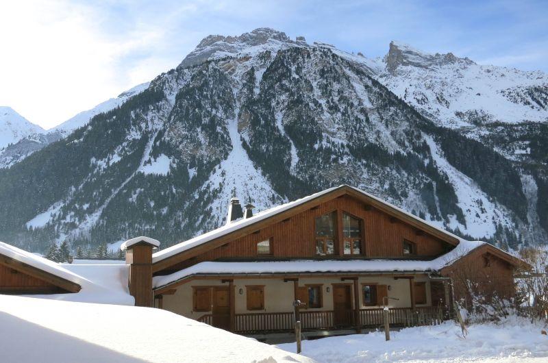 Vista desde do alojamento Locação Apartamentos 93265 Pralognan la Vanoise