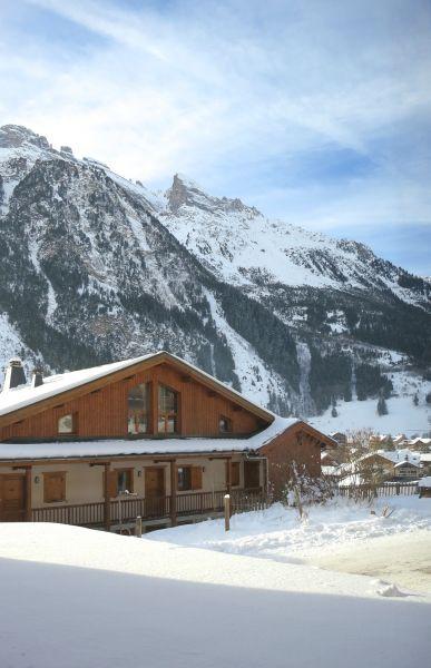 Vista do terraço Locação Apartamentos 93265 Pralognan la Vanoise