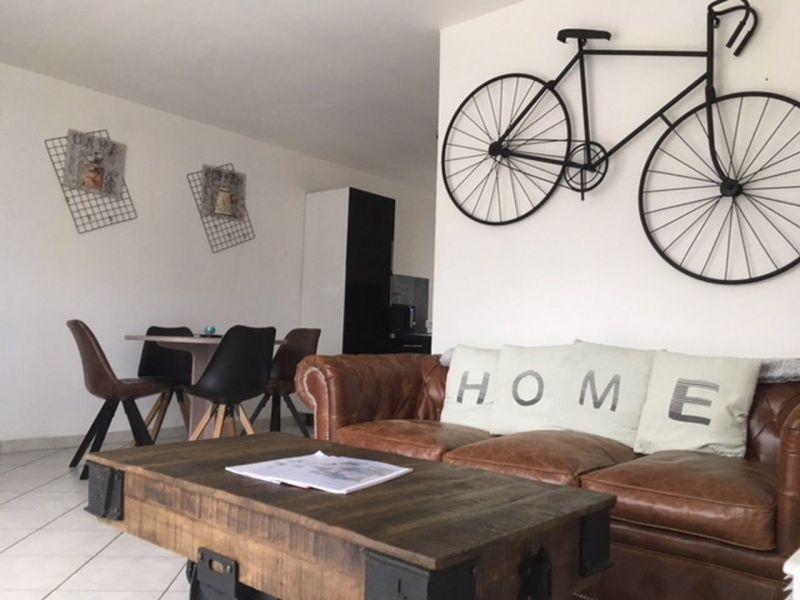 Sala de estar Locação Apartamentos 97622 Ambleteuse