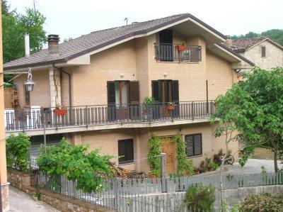 Vista exterior do alojamento Locação Casa de turismo rural/Casa de campo 98624 Amandola