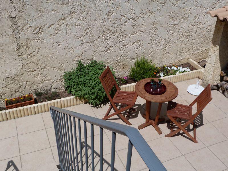 Vista do terraço Locação Apartamentos 101756 Vedène