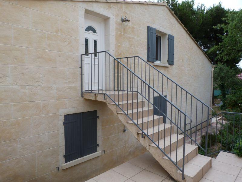 vista da varanda Locação Apartamentos 101756 Vedène