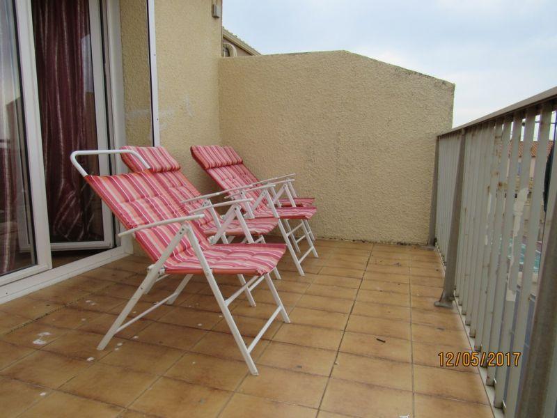 Vista do terraço Locação Casa 109341 Saint Pierre la Mer