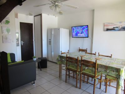 Sala de estar Locação Casa 109341 Saint Pierre la Mer