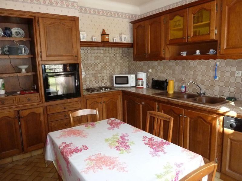 Cozinha independente Locação Vivenda 113135 Ceret