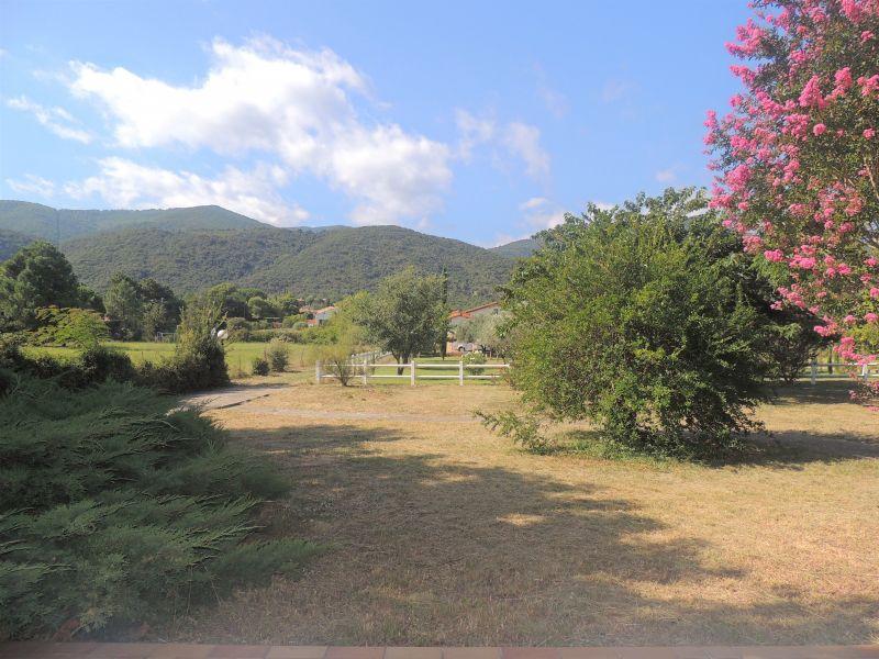 Vista do terraço Locação Vivenda 113135 Ceret