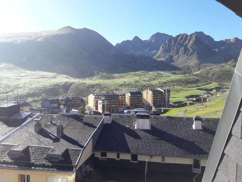 Vista desde do alojamento Locação Estúdio 113736 Pas de la Casa