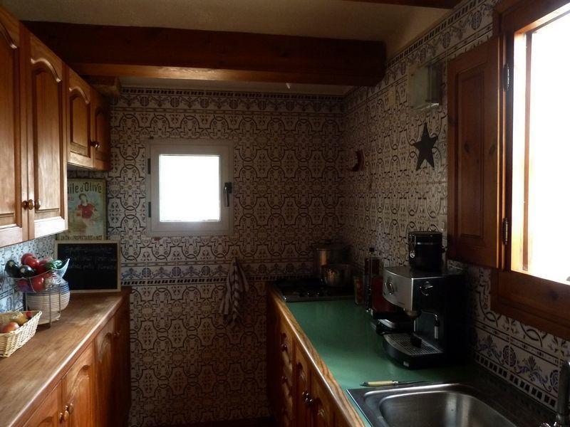 Cozinha independente Locação Casa 115382 L'ampolla