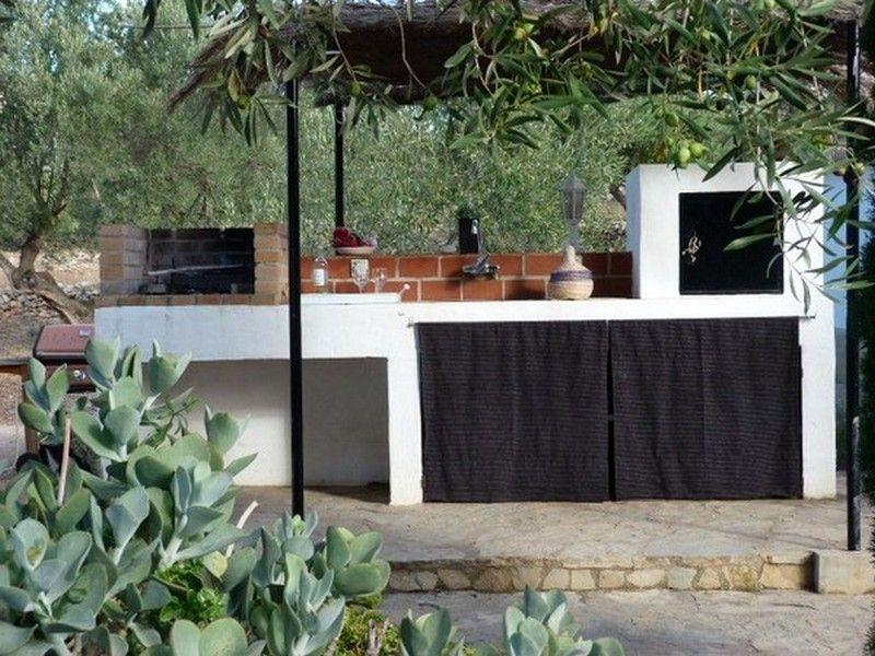 Cozinha de verão Locação Casa 115382 L'ampolla