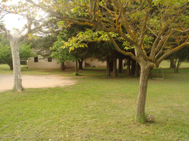 Vista exterior do alojamento Locação Casa de turismo rural/Casa de campo 69702 Uzès