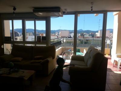 Vista do terra�o Loca��o Apartamentos 77305 Palma de Maiorca