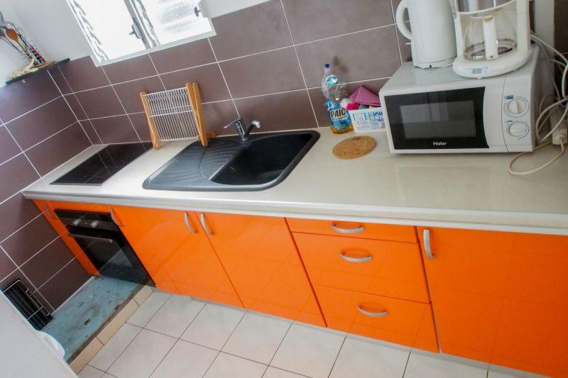 Cozinha de verão Locação Apartamentos 90232 Anses d'Arlet