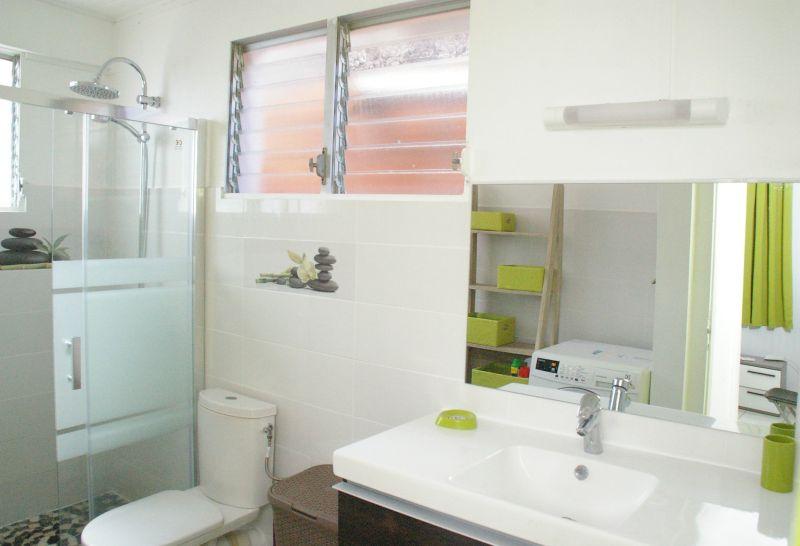casa de banho Locação Apartamentos 90232 Anses d'Arlet
