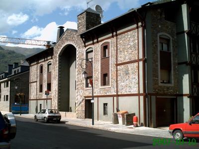 Vista exterior do alojamento Loca��o Apartamentos 94882 La Cortinada