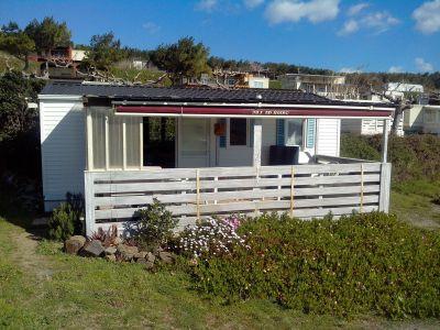 Vista exterior do alojamento Loca��o Mobil Home 96471 Cerb�re