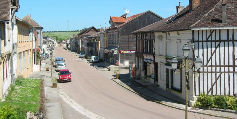 Vista dos arredores Locação Vivenda 116677 Troyes