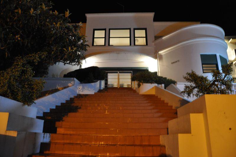 Entrada Locação Vivenda 117009 Praia da Rocha