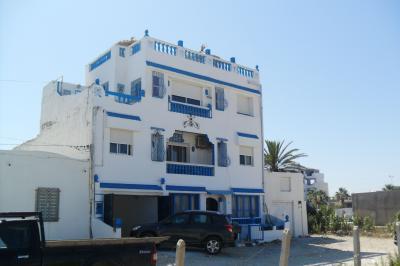 Vista exterior do alojamento Loca��o Casa 72911 Kelibia