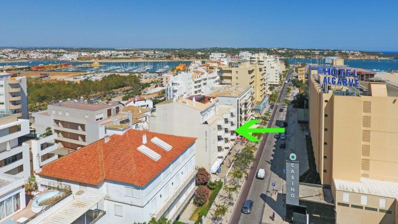 Vista exterior do alojamento Locação Apartamentos 73354 Praia da Rocha