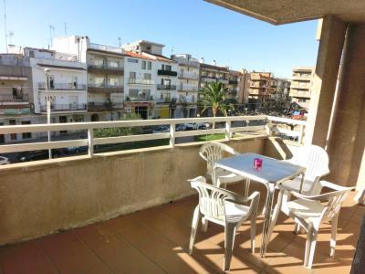 Terra�o Loca��o Apartamentos 76046 Rosas