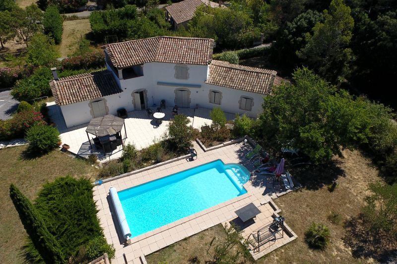 Vista exterior do alojamento Locação Vivenda 83534 Anduze