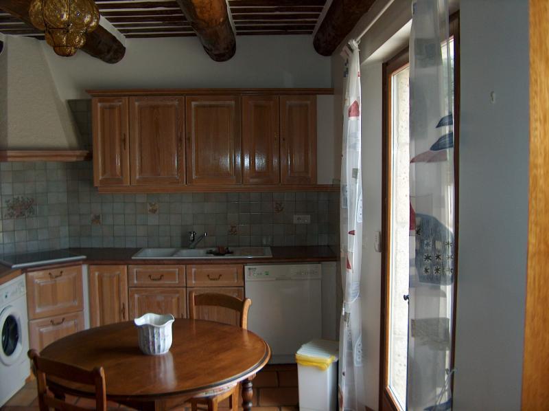 Cozinha independente Locação Vivenda 83534 Anduze