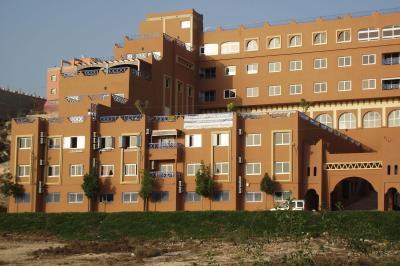 Entrada Loca��o Apartamentos 86115 Taghazout