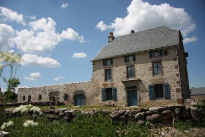 Vista exterior do alojamento Loca��o Casa de turismo rural/Casa de campo 91413 Le Lioran