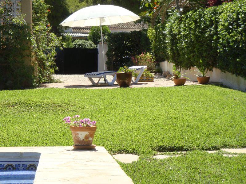 Jardim Locação Vivenda 91445 Jávea