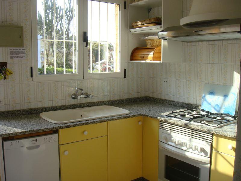Cozinha independente Locação Vivenda 91445 Jávea