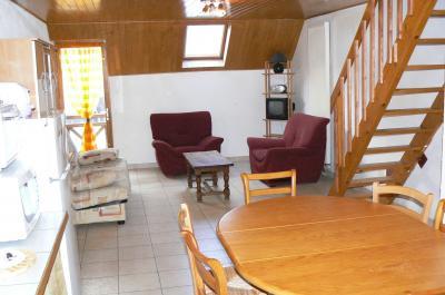 Sala de estar Loca��o Apartamentos 95454 Loudenvielle