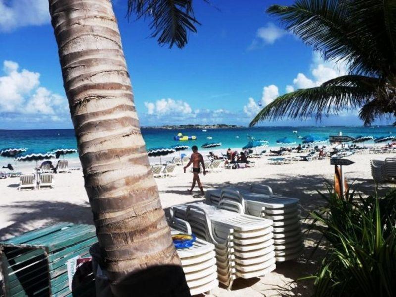 Praia Locação Estúdio 108428 Marigot