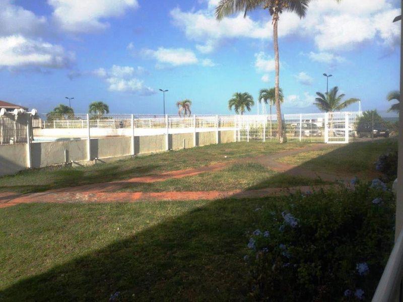 Vista desde do alojamento Locação Estúdio 108428 Marigot